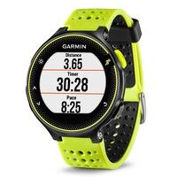 Фото Беговые часы Garmin Forerunner 230 GPS EU Yellow & Black 010-03717-52