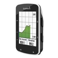 Фото Велокомпьютер Garmin Edge 520 Performance Bundle 010-01369-00