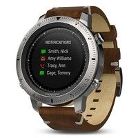 Фото Часы-навигатор Garmin Fenix Chronos Steel 010-01957-00