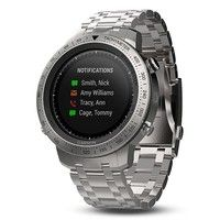 Фото Часы-навигатор Garmin Fenix Chronos Steel 010-01957-02