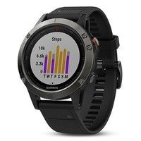 Фото Часы-навигатор Garmin Fenix 5 Performer Bundle 010-01688-30