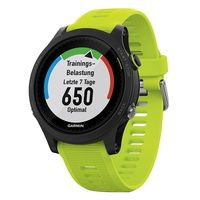 Фото Беговые часы Garmin Forerunner 935 Tri Bundle Force Yellow 010-01746-06
