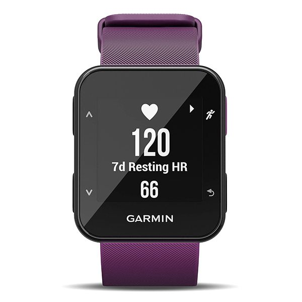Часы-навигатор Garmin Forerunner 30 Amethyst 010-01930-05 video