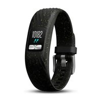 Фитнес браслет Garmin vivofit 4 Black Speckle S/M 010-01847-12