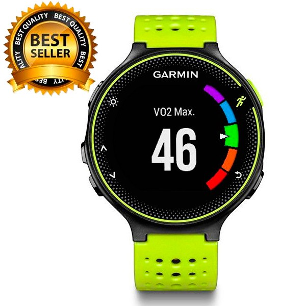 Беговые часы Garmin Forerunner 230 GPS EU Yellow & Black 010-03717-52 video