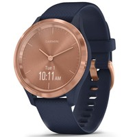Фото Фитнес часы Garmin vivomove 3S Sport Blue-Gold 010-02238-23