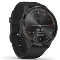 Фото Фитнес часы Garmin vivomove 3S Sport Black-Gunmetal 010-02239-21