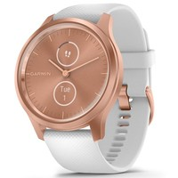 Фото Фитнес часы Garmin vivomove Style Rose Gold-White 010-02240-20