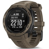 Фото Часы-навигатор Garmin Instinct Tactical Coyote Tan 010-02064-71