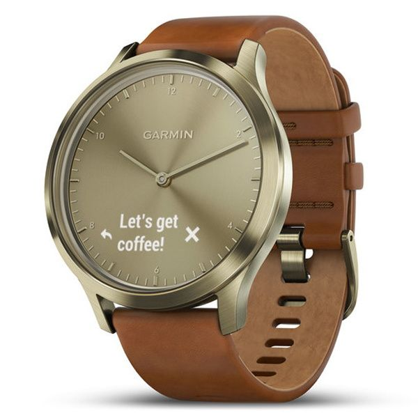 Фитнес часы Garmin vivomove HR Premium 010-01850-25 video
