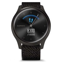 Фото Фитнес часы Garmin vivomove Style Graphite Black Pepper 010-02240-23