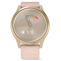Фото Фитнес часы Garmin vivomove Style Light Gold Blush Pink 010-02240-22