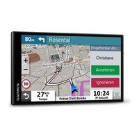 Фото GPS-навигатор Garmin DriveSmart 65 Full EU MT-S 010-02038-12
