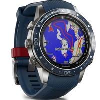 Фото Часы-навигатор Garmin MARQ Captain American Magic Edition 010-02454-01
